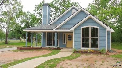 Winnsboro TX Single Family Home For Sale: $172,500