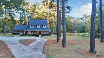 Flint Single Family Home For Sale: 18955 Forest Ln