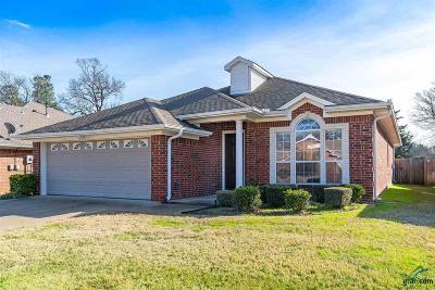 Longview Single Family Home For Sale: 3610 Longmorn Lane