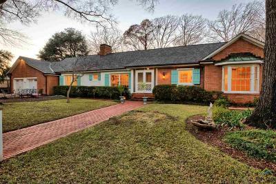 Tyler Single Family Home For Sale: 2917 Oak Knob