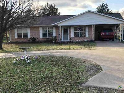 Van Single Family Home For Sale: 229 Ebony