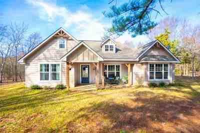 Gilmer Single Family Home For Sale: 5158 Lookout Ln