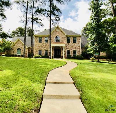 Tyler Single Family Home For Sale: 1412 Vanderbilt Dr.