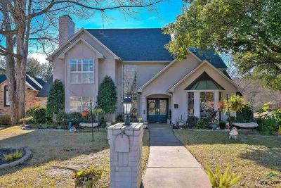 Longview Single Family Home For Sale: 1306 Windsong Ln