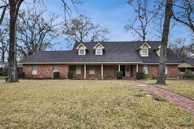 Tyler Single Family Home For Sale: 3913 Fry Ave