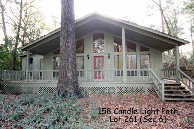 Holly Lake Ranch Single Family Home For Sale: 158 Candle Light Path