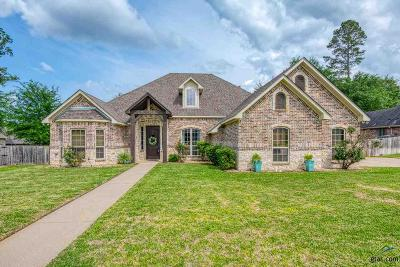Tyler Single Family Home For Sale: 6354 Oberlin Court