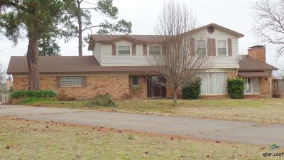 Wood County Single Family Home For Sale: 802 W Coke Rd