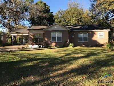 Tyler Single Family Home For Sale: 11896 Woodcrest Street