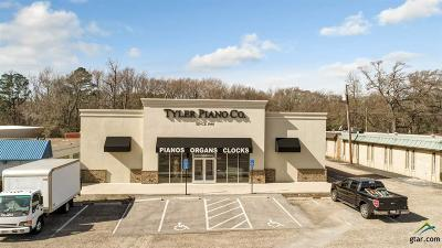 Tyler Commercial For Sale: 3531 S. Broadway Ave.