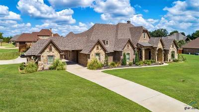 Longview Single Family Home For Sale: 140 Alexis