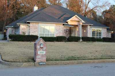 Tyler Single Family Home For Sale: 3856 Lamb Drive