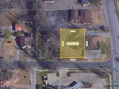 Tyler Commercial For Sale: 602 Frazier