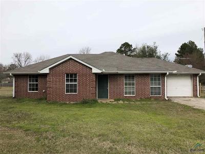 Tyler Rental For Rent: 15120 Oaks West