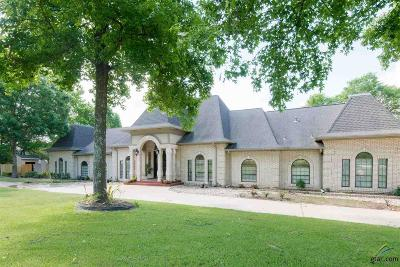 Tyler Single Family Home For Sale: 1501 Cumberland
