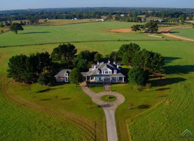 Tyler Farm For Sale: 12747 Hwy 110 N.