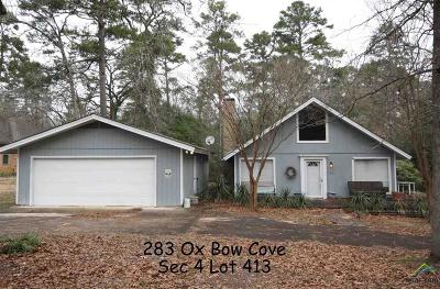 Holly Lake Ranch Single Family Home For Sale: 283 Ox Bow Cove