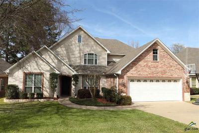 Tyler Single Family Home For Sale: 701 Huntwick Lane