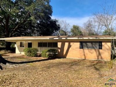Tyler Single Family Home For Sale: 1031 Powers