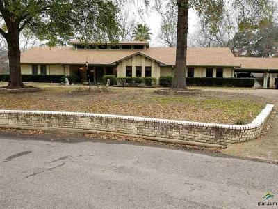 Quitman TX Single Family Home For Sale: $399,000