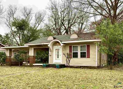 Gilmer Single Family Home For Sale: 316 Polk