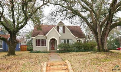 Tyler Single Family Home For Sale: 1404 S Donnybrook