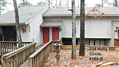 Holly Lake Ranch TX Condo/Townhouse For Sale: $40,000
