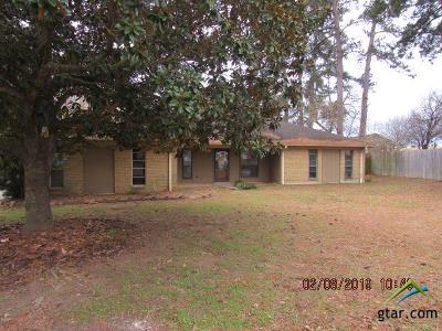 Longview Single Family Home For Sale: 6 Michael