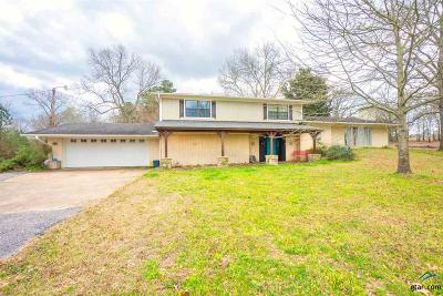 Longview Single Family Home For Sale: 400 W Lomax
