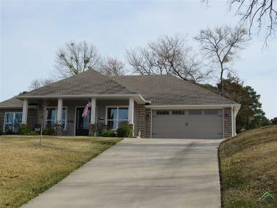 Flint Single Family Home For Sale: 18403 Serenity Way