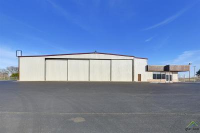 Tyler Commercial Lease For Lease: 1862 County Road 1143