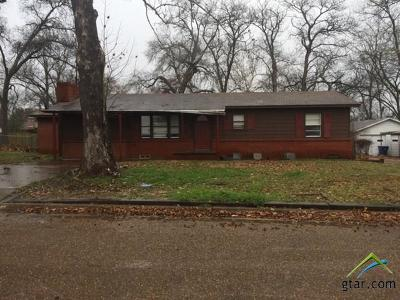 Van Single Family Home For Sale: 296 Spruce St.