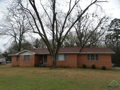 Whitehouse Single Family Home For Sale: 7874 Fm 346