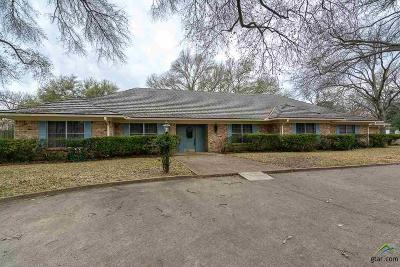 Tyler Single Family Home For Sale: 1230 Fisher Drive
