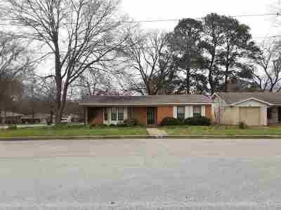 Tyler Single Family Home For Sale: 1700 Redbud