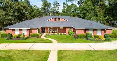 Longview Single Family Home For Sale: 335 Honeysuckle Ln