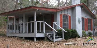 Holly Lake Ranch TX Single Family Home For Sale: $89,900