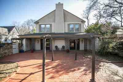 Tyler Single Family Home For Sale: 316 Mockingbird
