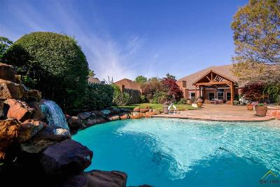 Tyler Single Family Home For Sale: 7020 Ridge Place Cir