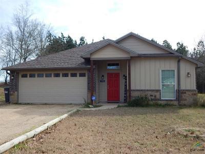 Gilmer Single Family Home For Sale: 7993 Arrowwood