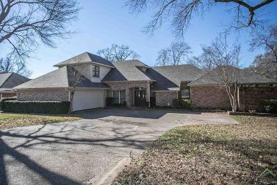 Tyler Single Family Home For Sale: 3405 Harwood