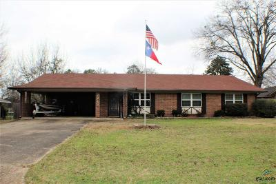 Kilgore Single Family Home For Sale: 2815 Littleton