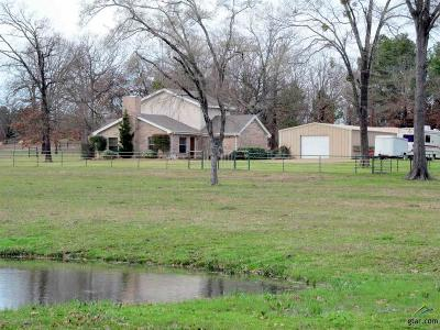 Quitman Farm For Sale: 220 County Road 1477