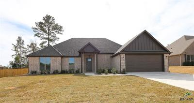 Tyler Single Family Home For Sale: 4129 Chapel Ridge