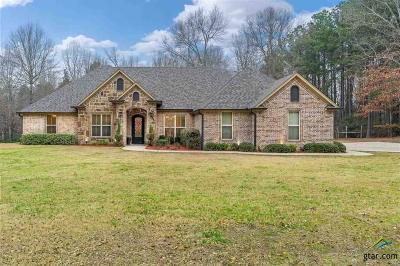 Longview Single Family Home For Sale: 167 Woodmark Dr.