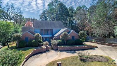 Longview Single Family Home For Sale: 1504 Lotus Ln
