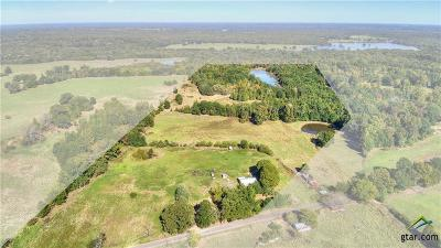 Grand Saline Farm For Sale: 4212 Vz County Road 1701