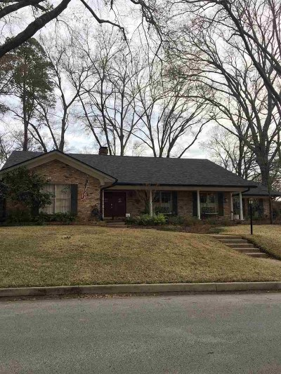 Tyler Single Family Home For Sale: 708 Barclay