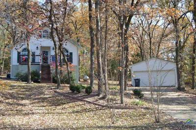 Quitman Single Family Home For Sale: 573 County Road 3235