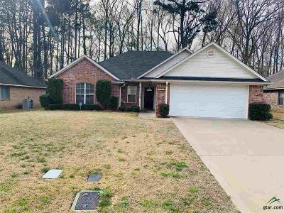 Tyler Single Family Home For Sale: 3153 Vineyard